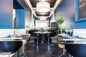 Les Frangins - Restaurant für Geschäftsessen