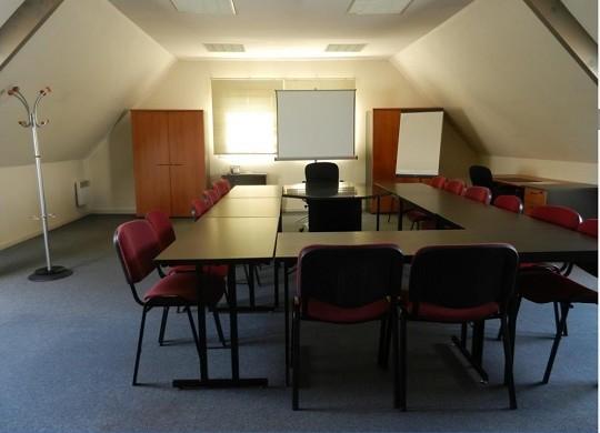 Centro formatico - sala de reuniones