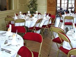 Salone giallo - Domaine de Chales
