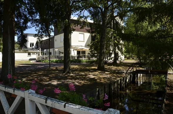 Domaine de Chales - Naturseminar
