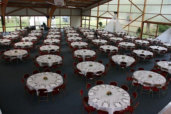 Domaine de Chales - banquet