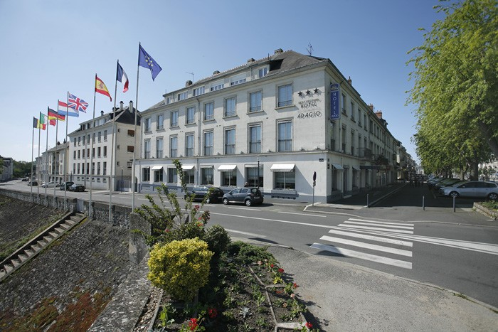 Best western h tel adagio saumur salle s minaire angers 49 for Hotels saumur