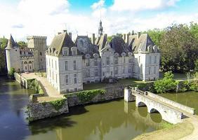 Castello di Saint-Loup - Esterno