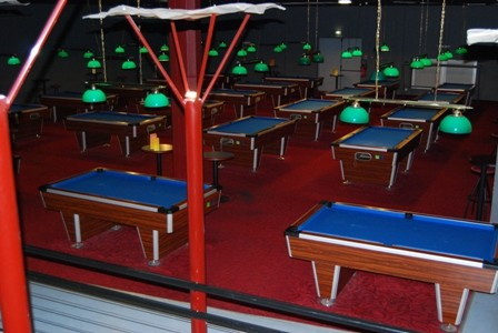 Euro bowl - pool area