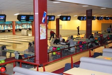 Euro ciotola - piste da bowling