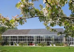 Artes Floresta - local incomum para formação de equipe em Indre et Loire