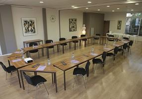Hotel Napoleon La Roche-sur-Yon - sala de reuniones