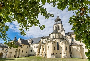 Seminar room: Royal Abbey of Fontevraud -