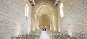 The Chapel - Royal Abbey of Fontevraud