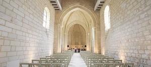 La capilla - Abadía real de Fontevraud