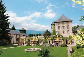 Château de Candie - ideal for a reception