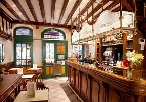 Hotel la Croix Blanche - Bar