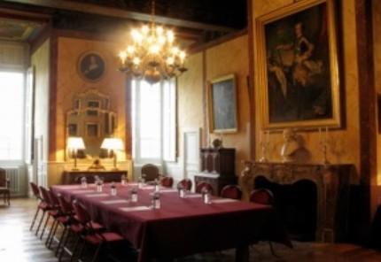 Ch teau de brissac salle s minaire angers 49 for Salon des eta