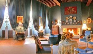 Salone della Suite Marquis
