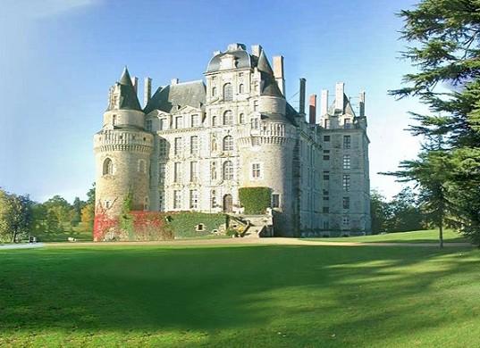 Château de Brissac - reception professionale 49