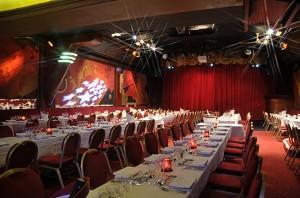 Caesar Palace - la organización de un evento privado en París
