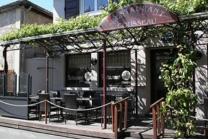 Hotel Restaurant Cousseau - organização de uma refeição de negócios