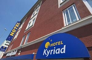 Kyriad Belfort - lugar en el territorio de Belfort