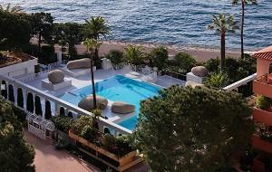 Columbus Monte-Carlo - piscina 2