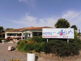 Hotel Alios - alquiler de la sala a baja mauco