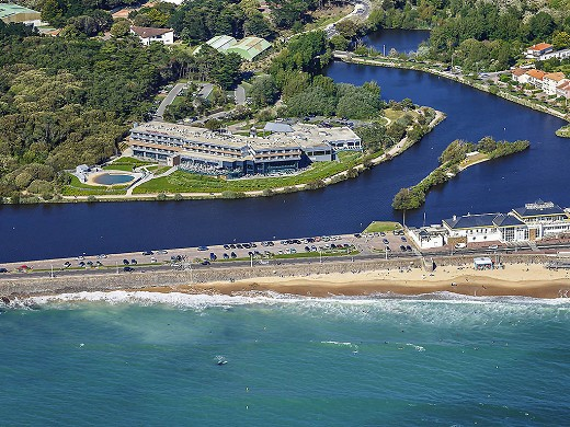 Hotel West Coast Thalassotherapie und Spa - mgallery by sofitel - les sables d'olonne - Panoramablick