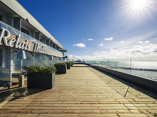 Hotel en la costa oeste de talasoterapia y spa - mgallery by sofitel - the sands of olonne - exterior