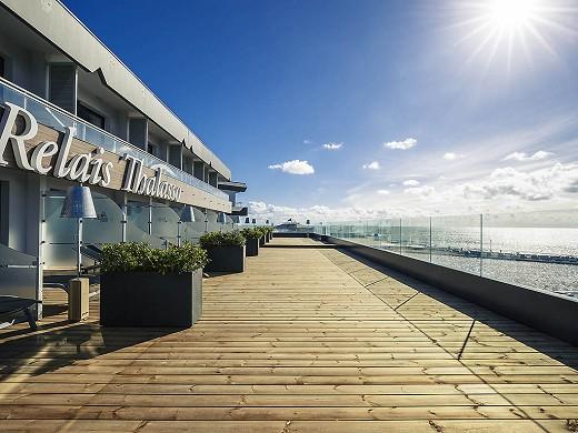 Hotel West Coast Thalassotherapie und Spa - mgallery by Sofitel - Der Sand von Olonne - Draußen