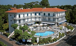 Hotel Mercedes Hossegor - Seminario Hotel Landes