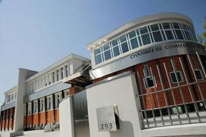 Centro de Conferencias y Seminarios CPI Landes - lugar Congreso en amarra