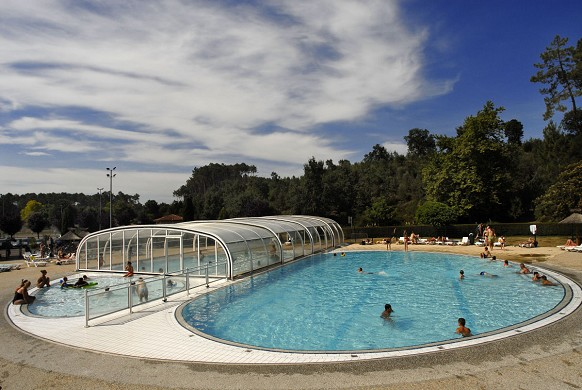 The villages under the pines - aquatic center