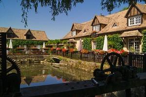 Le Moulin du Bechet - esterno