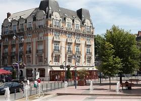 Hotel Moderne Arras - Arras magníficas hotel situados