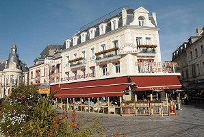 Le Central - Seminarhotel in Calvados