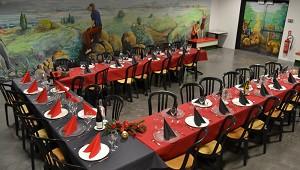 Bowling Auxerre Aux 2B - Sala de recepción