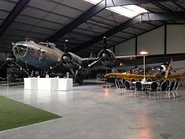 Salis Flying Museum - rental unusual place room 91
