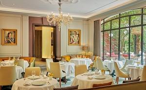 Hotel Lancaster - Restaurante Monsieur