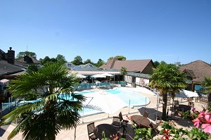 Le Clos De Deauville Hotel Saint Gatien - Außenansicht