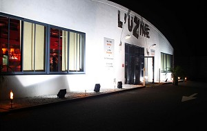 O Uzine - sala de recepção Aluguer Vendée