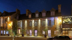 The Originals West Ferns The Lion d'Or - Seminario Hotel 35
