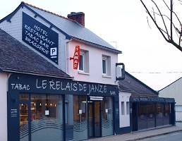 Relay Janze - venue for a business lunch in ille and ugly