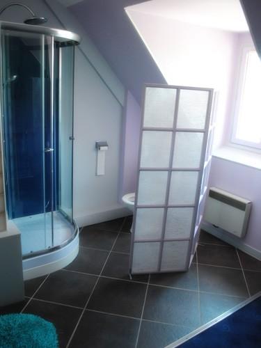 The gourmet shoe - bathroom