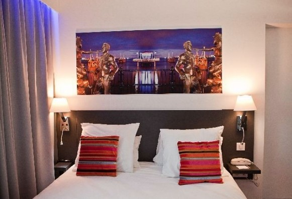 Best Western Hotel Eurociel - semi sala de seminários residencial de Montpellier