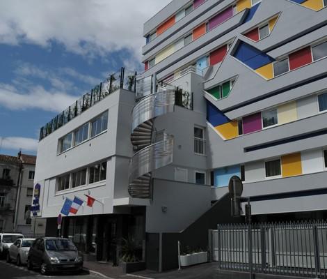 Best Western Eurociel - hotel facade ***