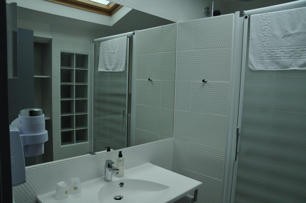Best Western Hotel Eurociel - casa de banho