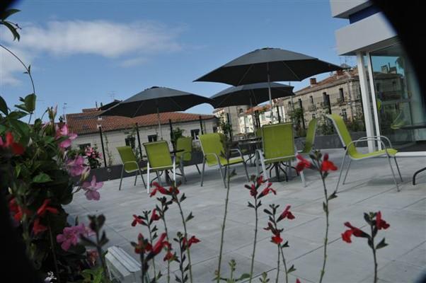 Best Western Hotel Eurociel - Terraço