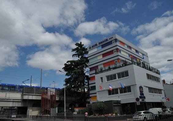 Best Western Hotel Eurociel - seminário em um hotel em Montpellier 3 estrelas
