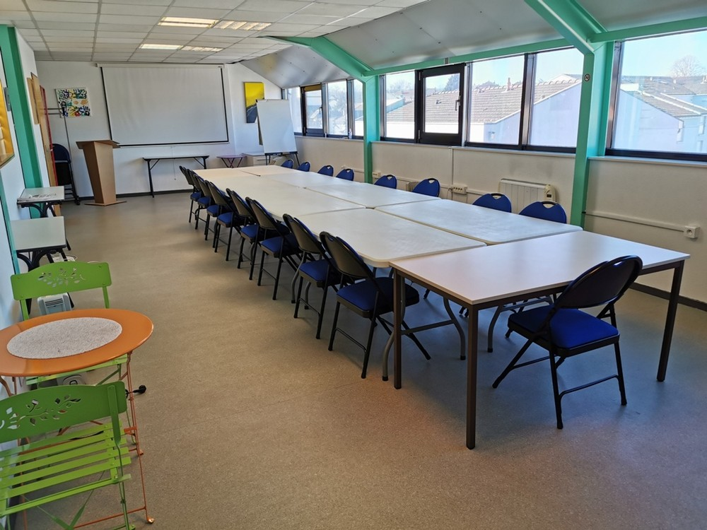 Ampia sala riunioni - Le Labo Coworking