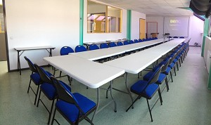 Sala conferenze in u