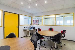 Sala riunioni / formazione 10 posti maxi