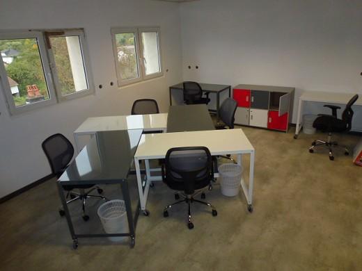 Lab coworking - incontro / formazione / 6 8 sedili